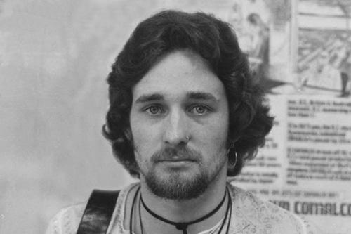 Image: Patrick O'Brien ~ circa 1974
