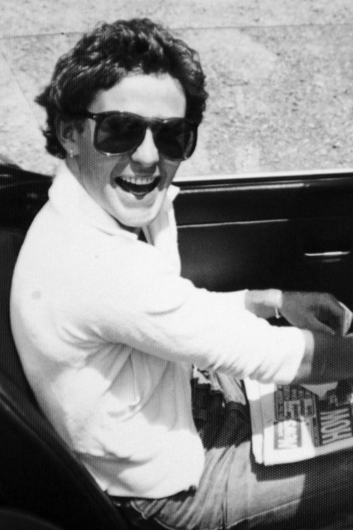 Image: Patrick O'Brien ~ circa 1977