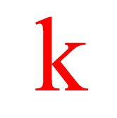 Image: K . . .